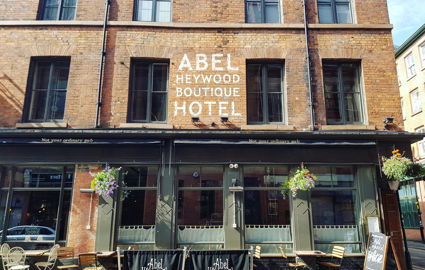 Abel Heywood named one of the best boutique hotels in Manchester