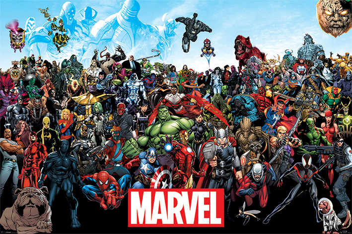 Marvel Quiz Night