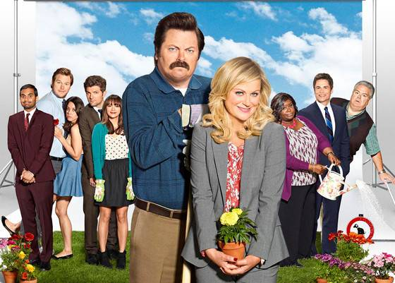 Parks and Recreation Quiz Night